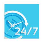 24x7-service