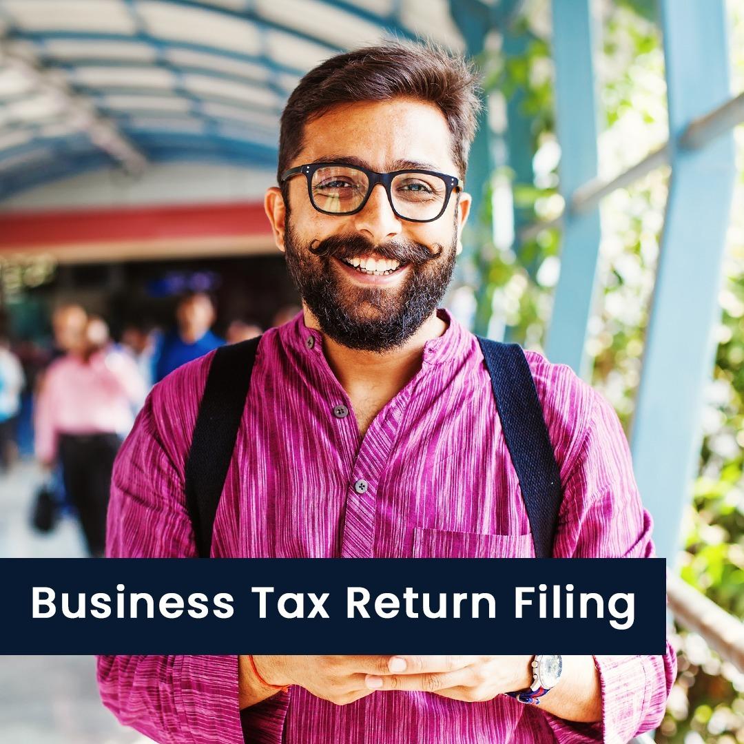 Business Tax Return Filing