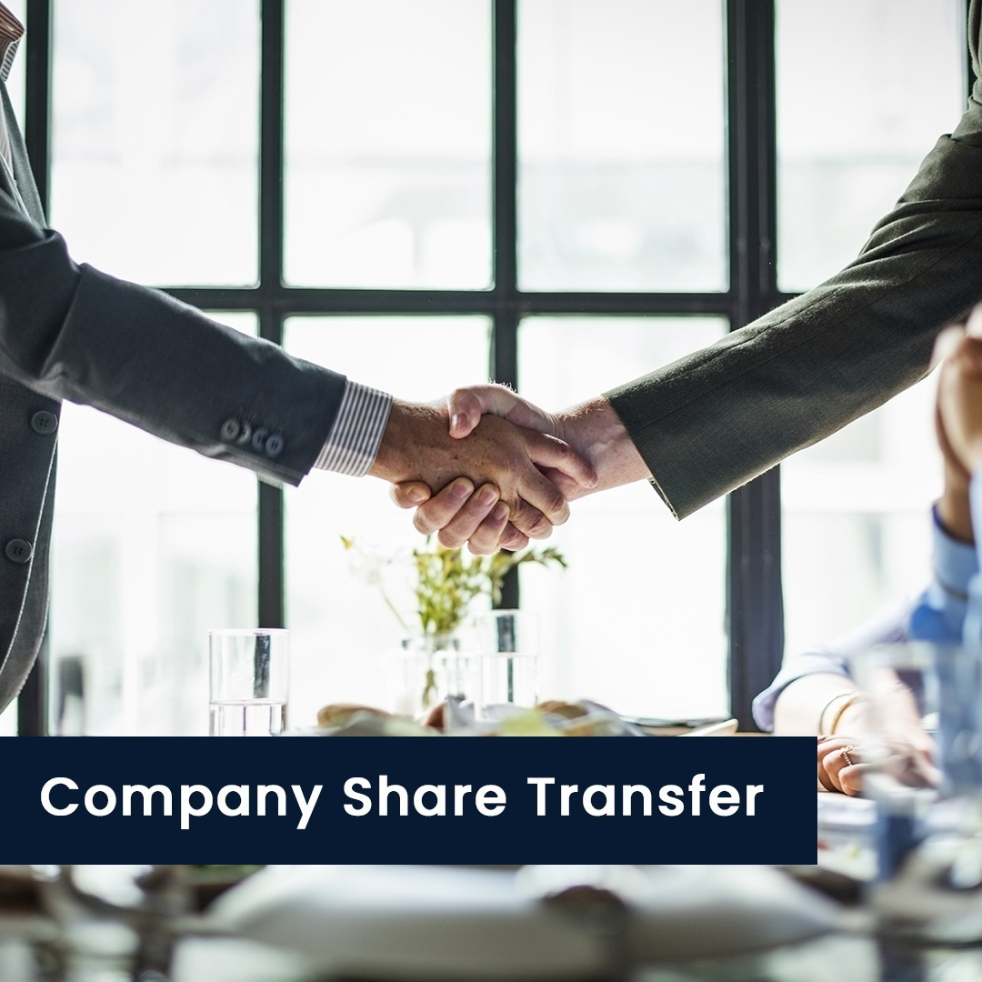 Company Share Transfer - Online Process - IndiaFilings