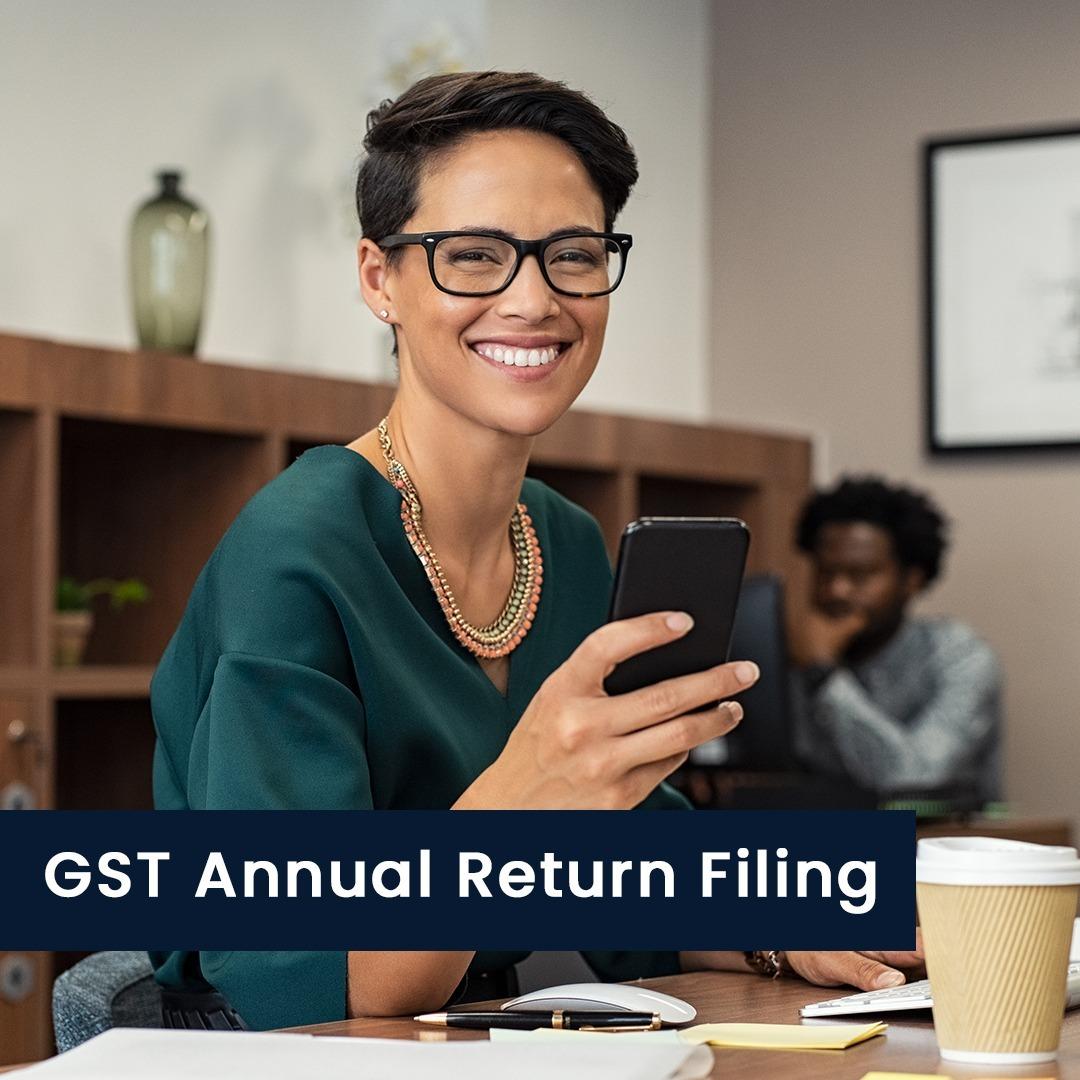 GST Annual Return Filing (GSTR-9)