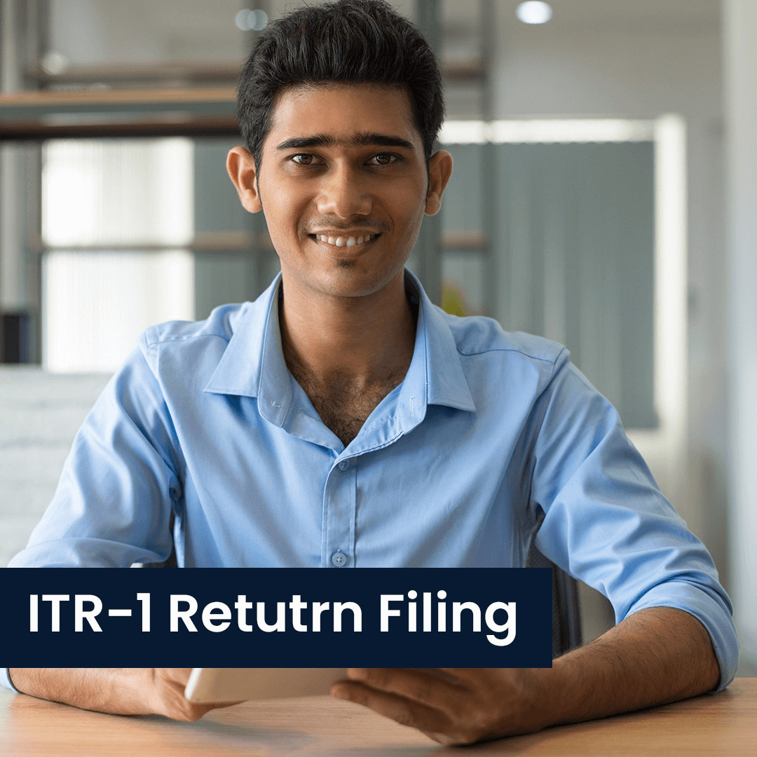 ITR-1 Return Filing