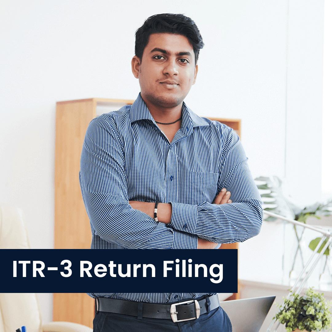 ITR-3 Return Filing