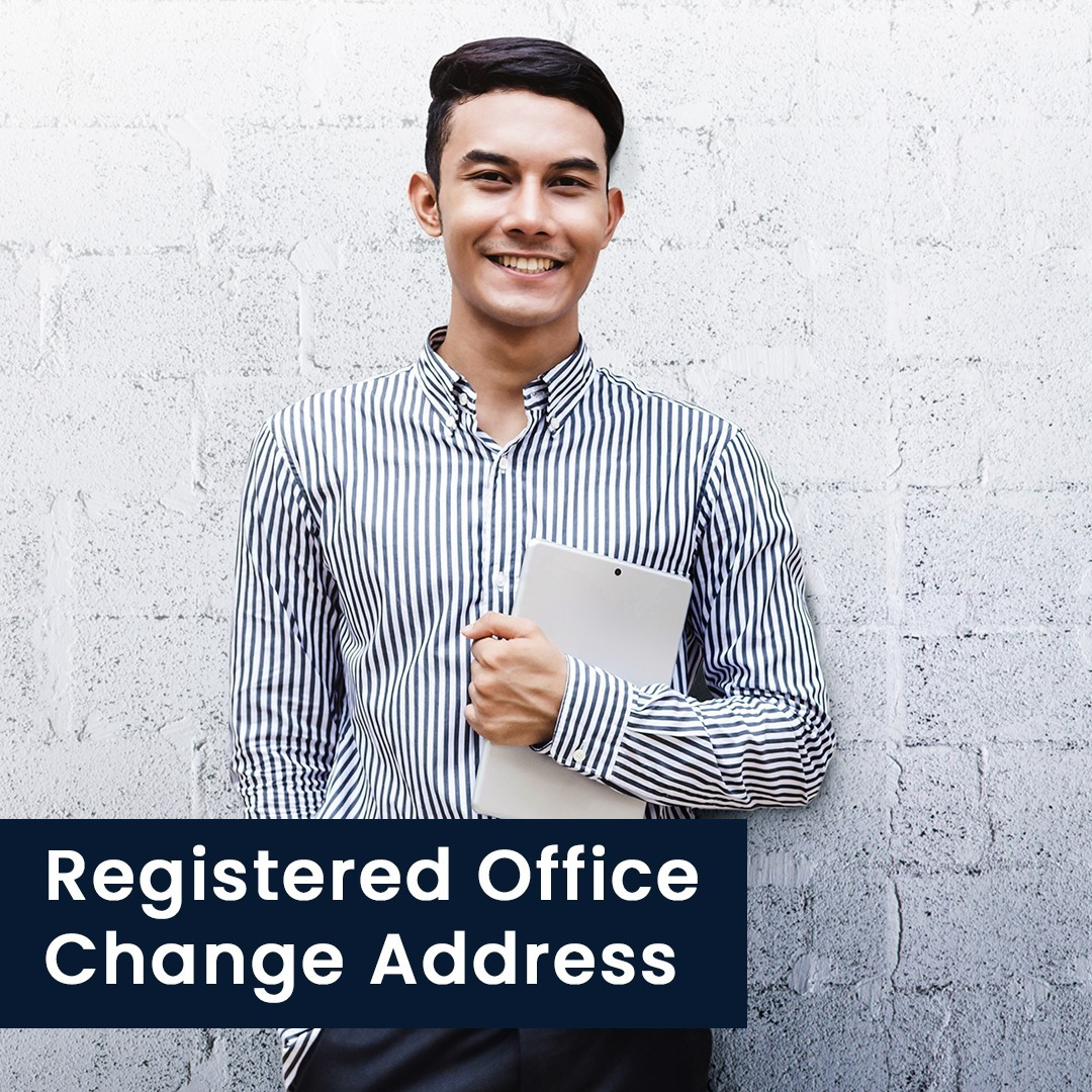 Registered Office Change - Company