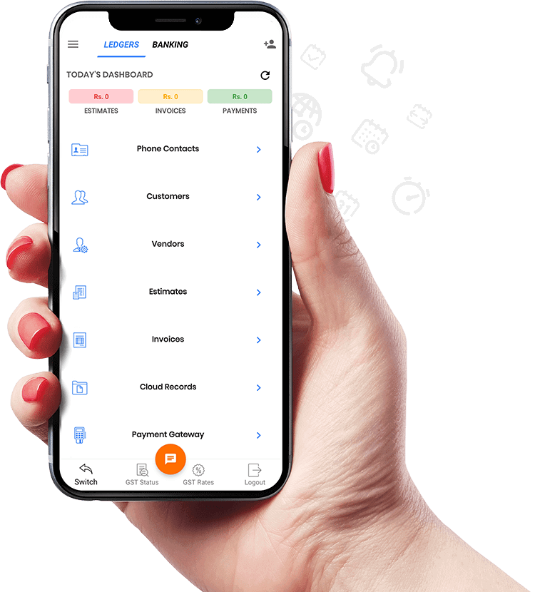 LEDGERS App