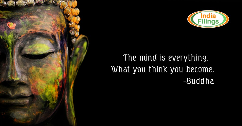 Buddha Quote, Business Quote, India Business