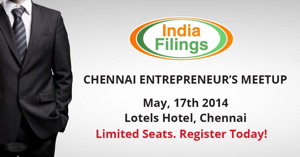 Chennai Entrepreneurs Meetup