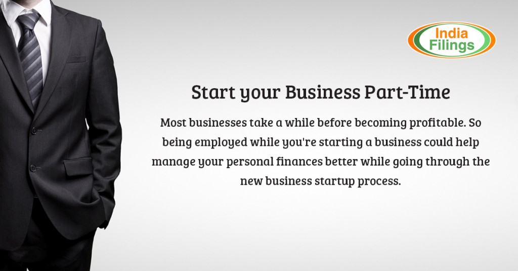 Start your Business Part-Time