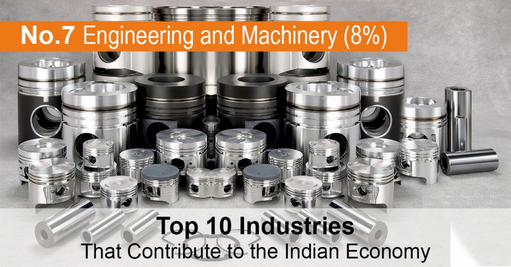 Top 10 Business in India - Engineering Industry
