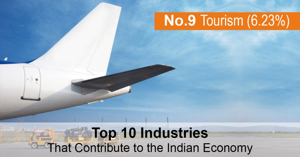 Top 10 Business in India - Tourism