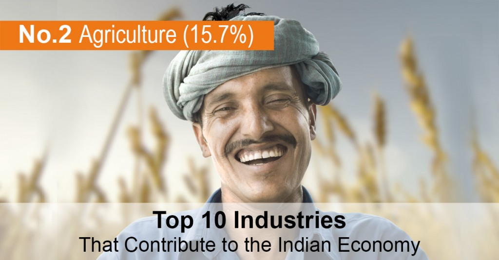 Top 10 Business in India - Agriculture Industry