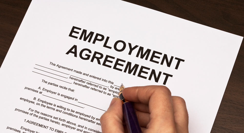 Agreements | Employment Agreements For Startups