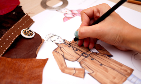 Home based business idea - Apparel and Jewelry Designing