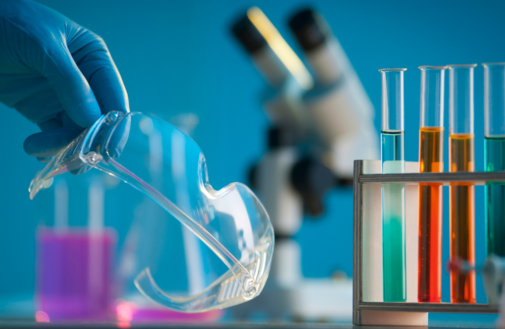 Trademark Registration Class 1 - Chemicals