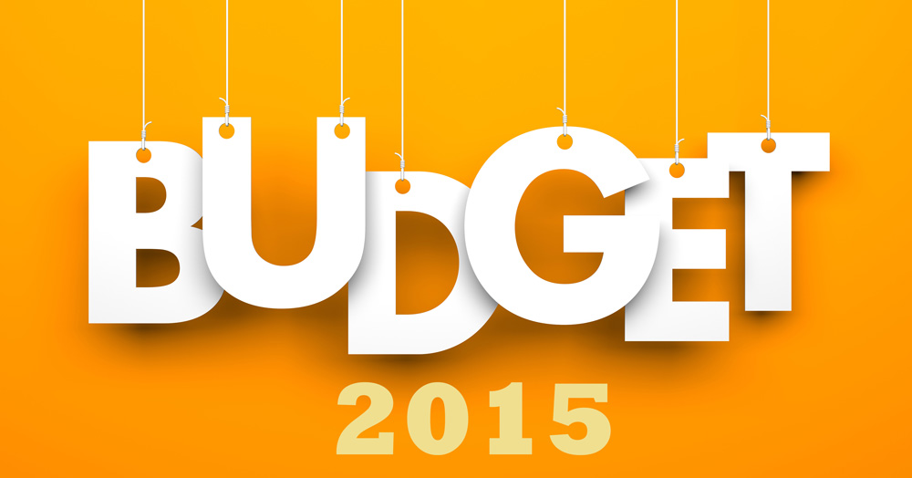 2015 Budget Discussions