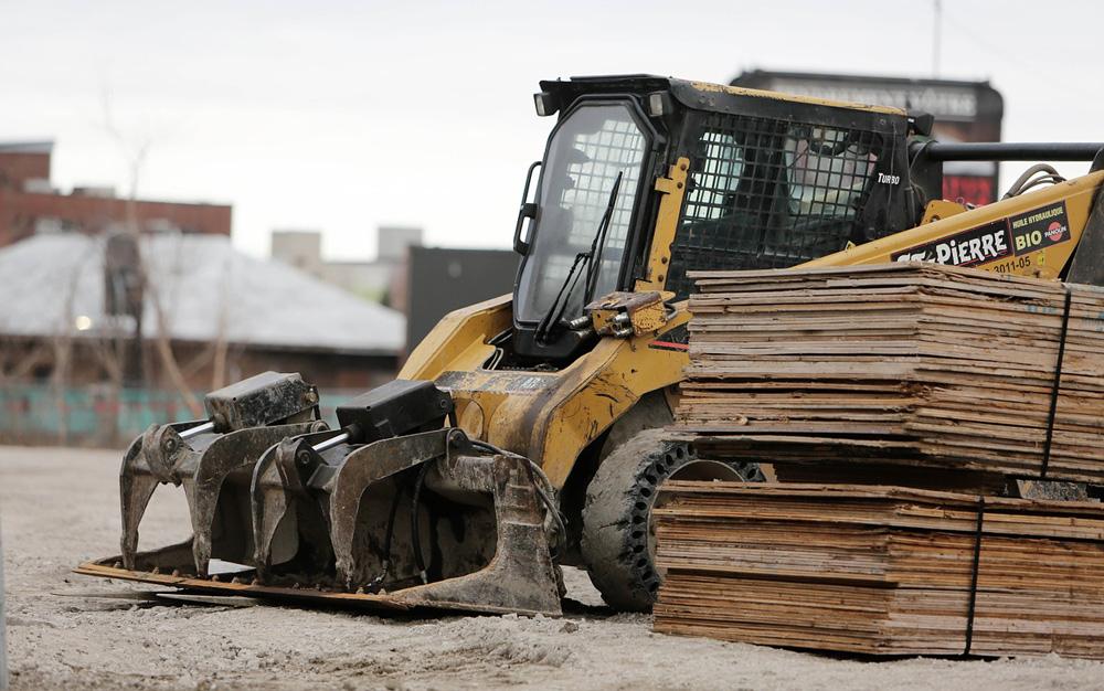 Trademark Class 19 Building Materials