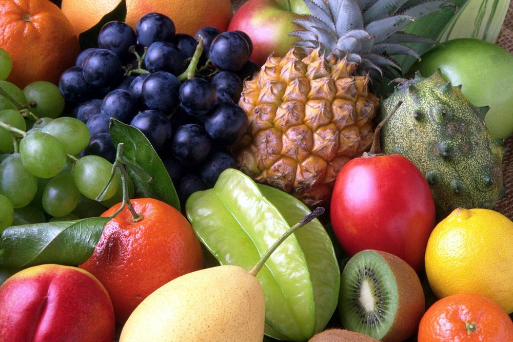 Trademark Class 31 Fresh Fruits Vegetables