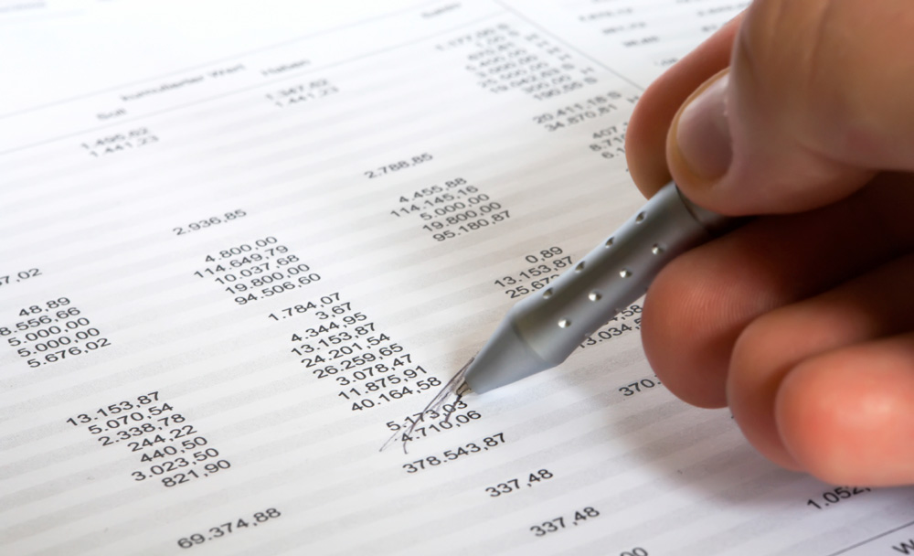 Maintaining Company Accounts