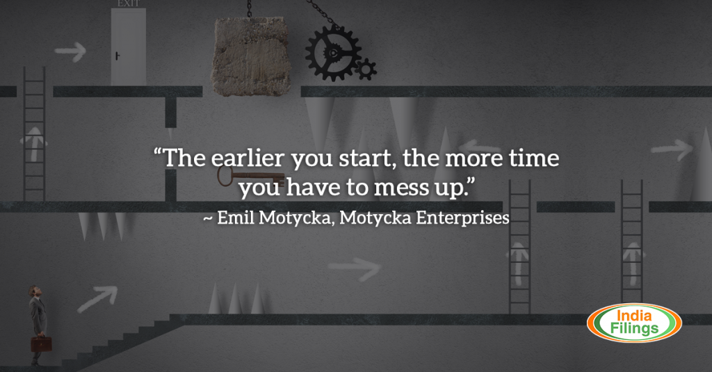 Motivational Quote from Emil Motycka of Motycka Enterprises
