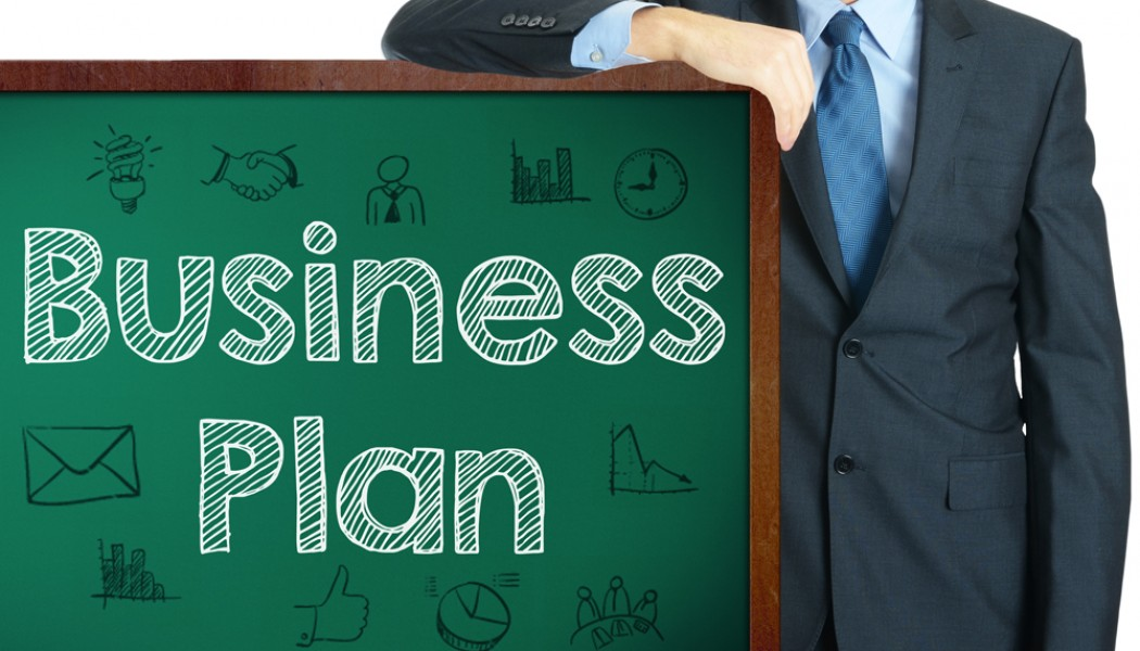 write about a business plan