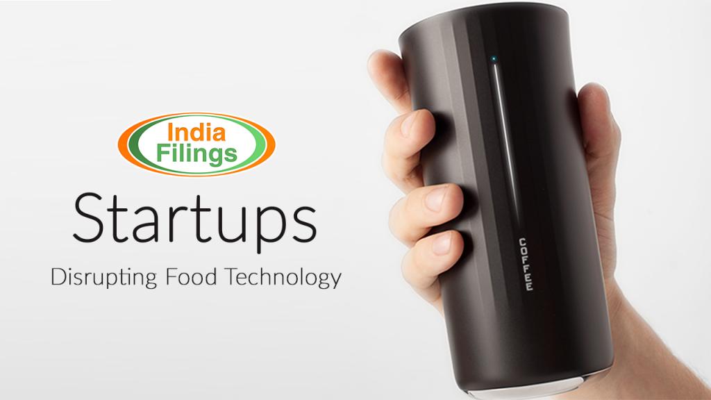 Startups-disrupting-food-technology