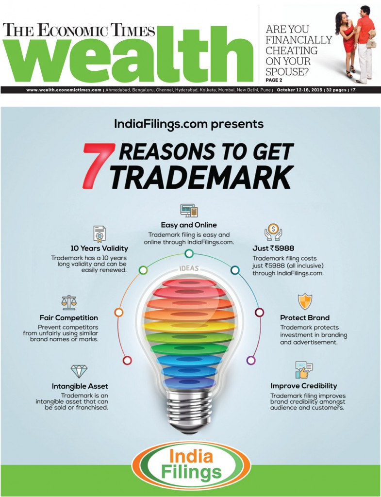 Infographic 7 Reasons to Get Trademark