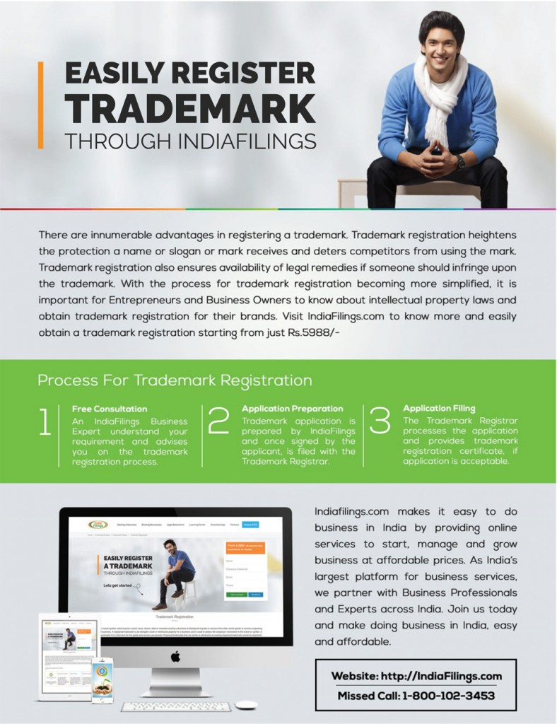 Infographic Easily Get Trademark