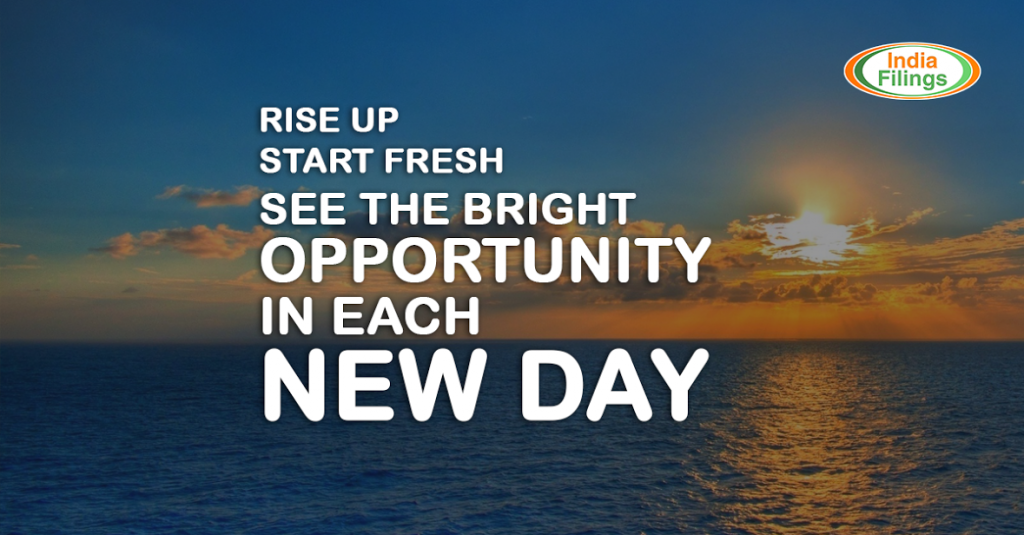 Motivational Quote See the Opportunity in Each Day