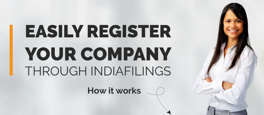 Register a Company through IndiaFilings