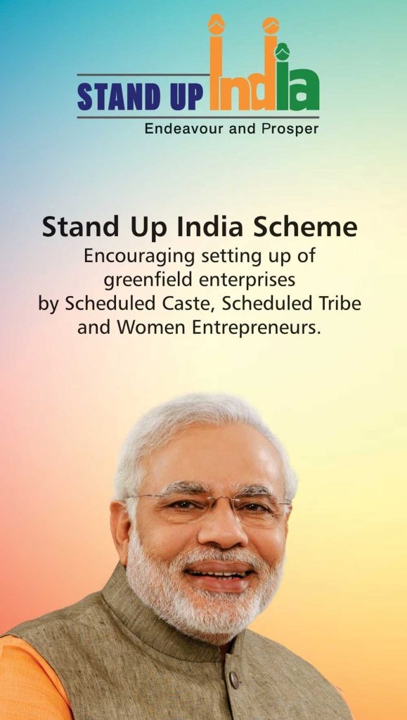 Infographic:-Stand-Up-India-Scheme