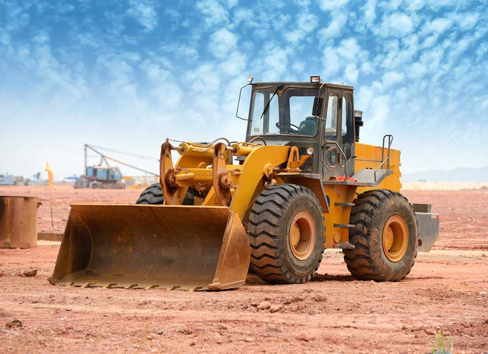 SBI Construction Equipment Loan