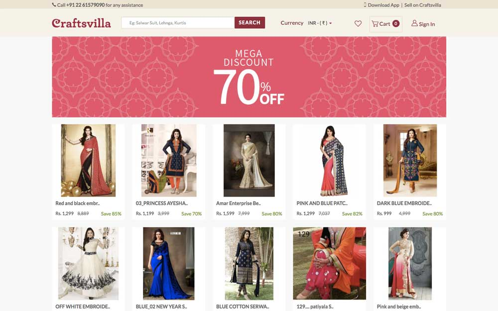 Craftsvilla Seller Registration