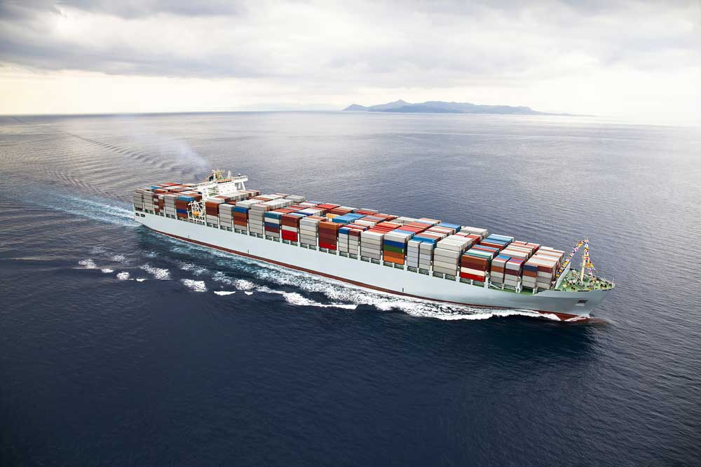 Shipping Business India