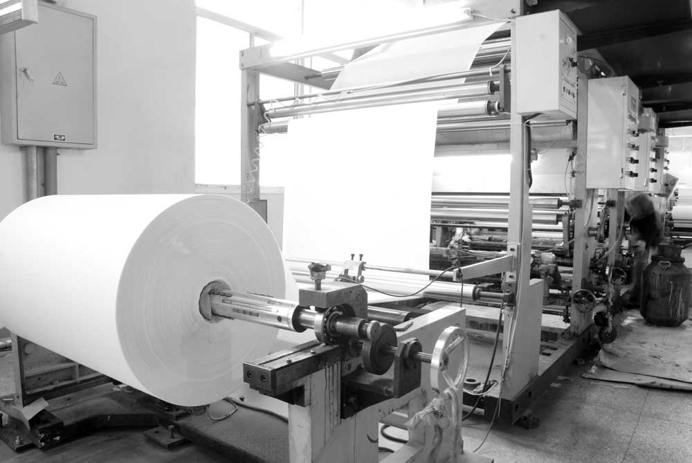 Paper Napkin Manufacturing