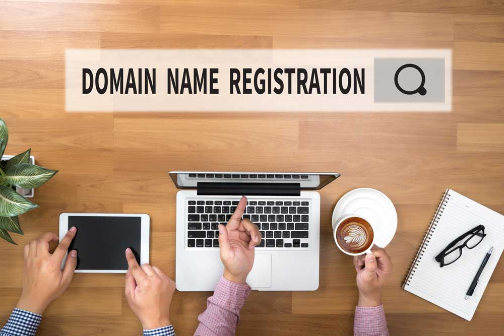 Can a domain be trademarked?