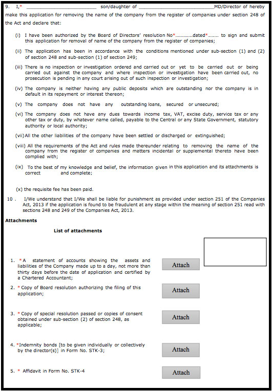 Form stk 2 for winding up of companies indiafilings learning centre form stk 2 page 3 spiritdancerdesigns Images