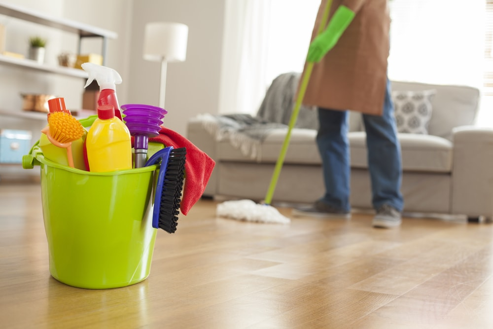SAC Code and GST Rate for Cleaning Services
