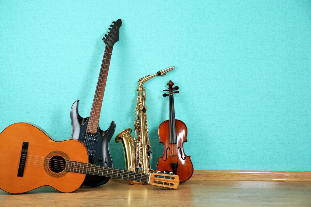 HSN Code and GST Rate for Musical Instruments