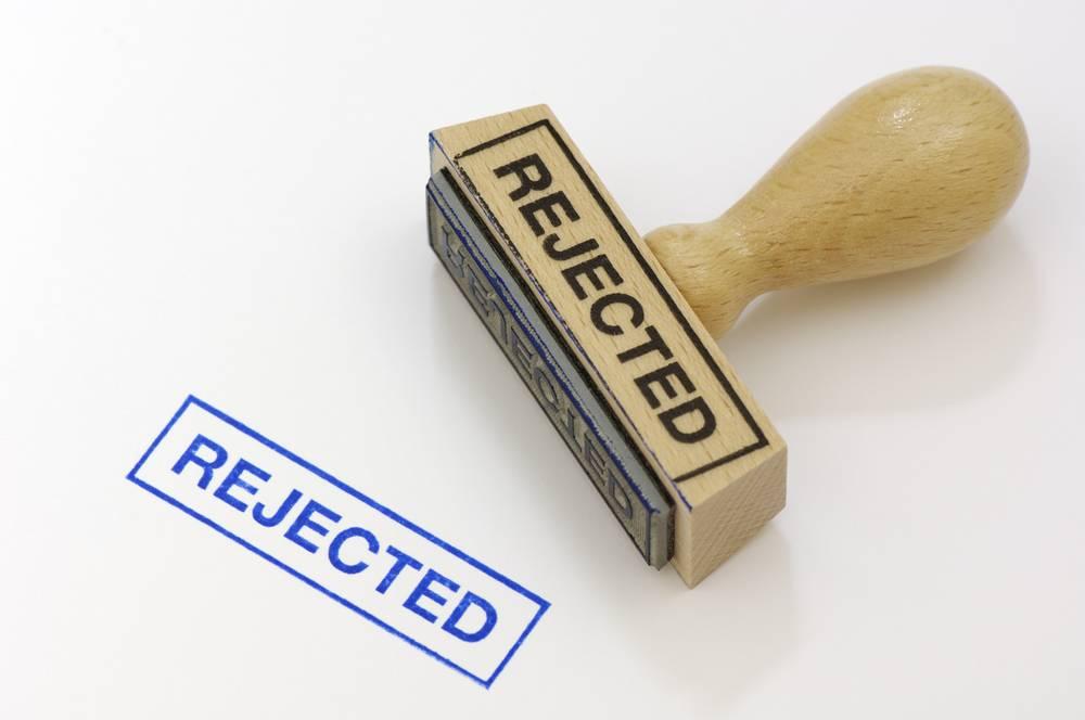 GST-Registration-Application-Rejected