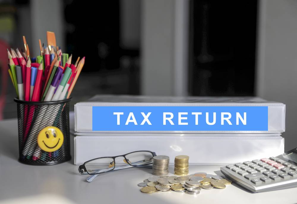 GST Return Filing - Tax Preparer