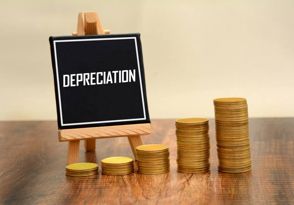 depreciation rate under income tax