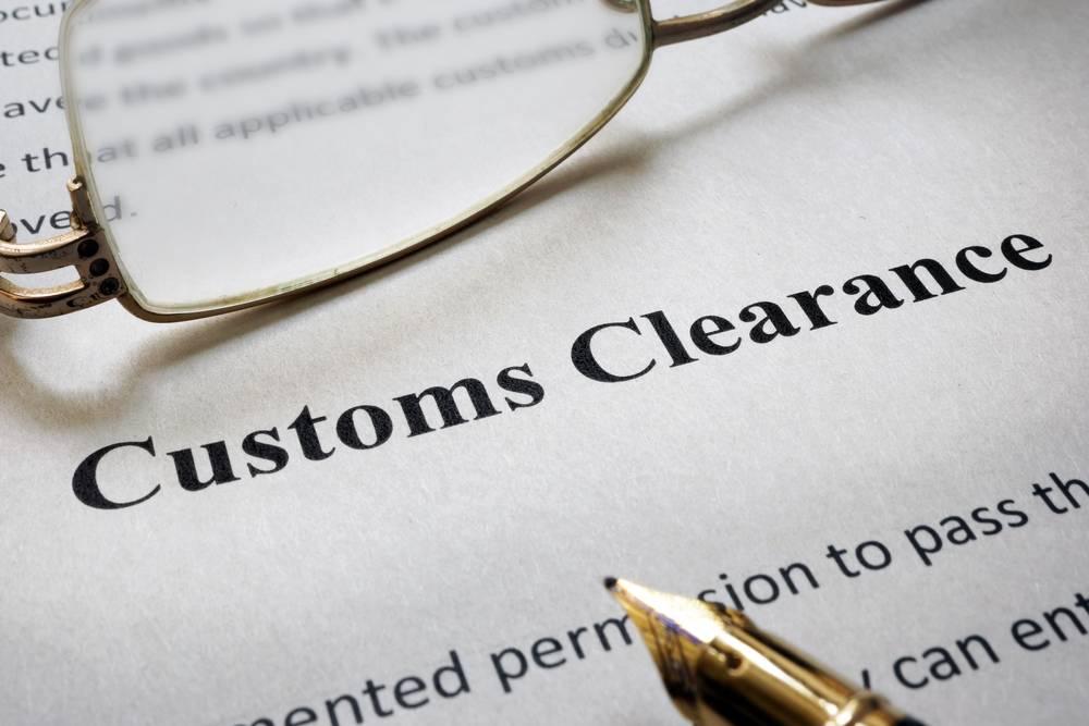 Customs Clearance Procedure