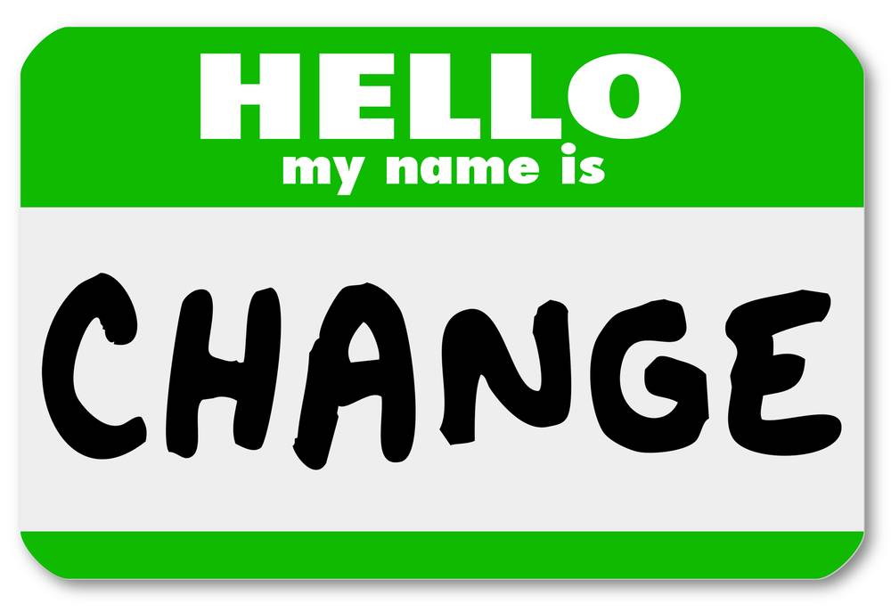 Process for Changing LLP Name