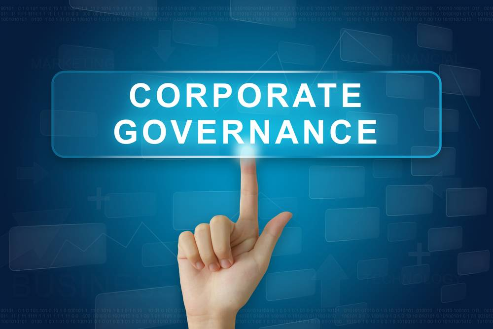 coroperate governance Implementing sound corporate governance principles has been a priority at axa  for many years.
