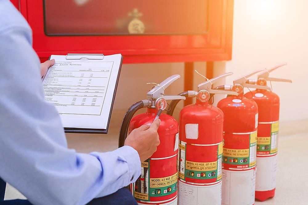 Tamil Nadu Fire License