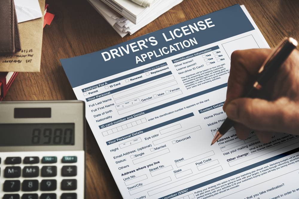 Forgot my driving license number | SOS  2019-12-16