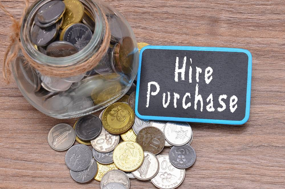 GST on Hire Purchase Transaction