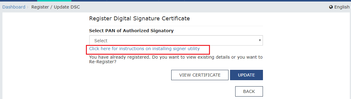 emSigner for GST - Download & Installation Procedure