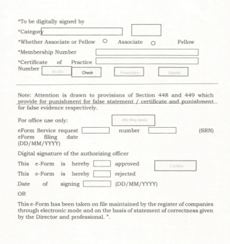 DIR-3 eKYC Form - Page 5