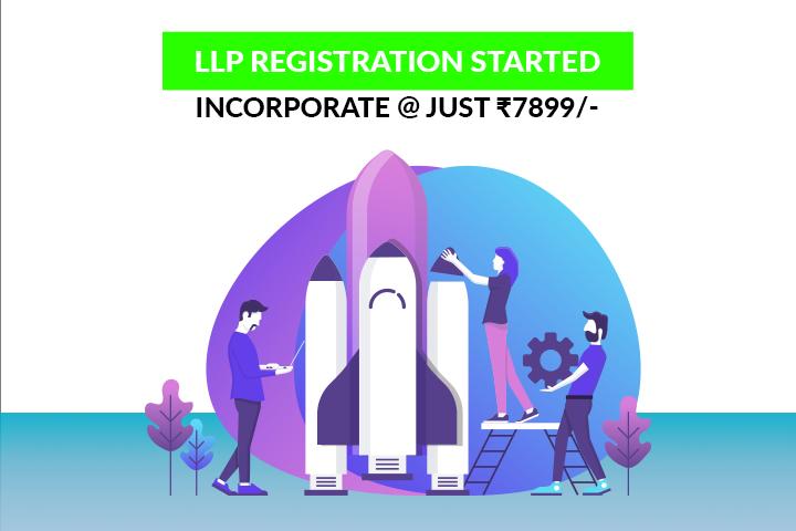 LLP Registration Restarted