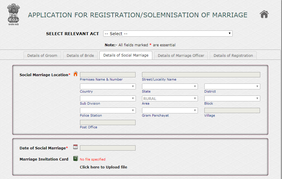 Marriage-Registration-Procedure-in-West-Bengal-Marriage-Details